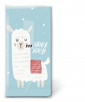 Taschentücher Holly jolly