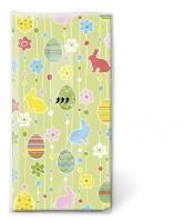 Taschentücher - Ostervergnügen