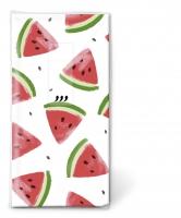 Taschentücher - Melonenstücke