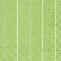 Servietten 25x25 cm - Haus grün