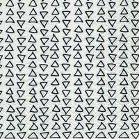 Servietten 25x25 cm - Handgezeichnete Dreiecke