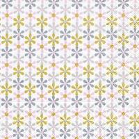 Servietten 24x24 cm - Flower net