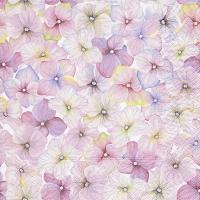 Servietten 25x25 cm - Kleine Blüten