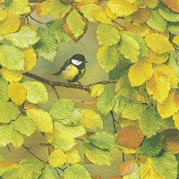 Servietten 25x25 cm - Fall is here