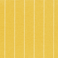 Servietten 33x33 cm - Home yellow