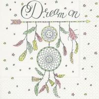 Servietten 33x33 cm - Dream on