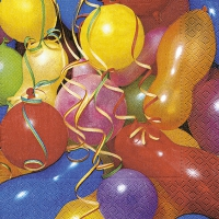 Lunch Servietten Colourful balloons