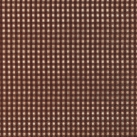 Servietten 33x33 cm - Vichy brown