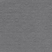 Servietten 33x33 cm - Moments Uni opal grau geprägt