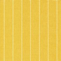 Servietten 40x40 cm - Haus gelb