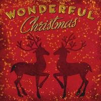 Servietten 25x25 cm - Wonderful Christmas