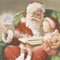 Servietten 25x25 cm - Ein Weihnachtslied