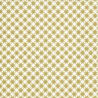 Lunch Servietten Star pattern gold