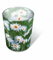 Glaskerze - Full of daisies