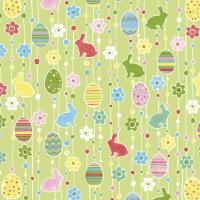 Servietten 24x24 cm - Easter pleasure