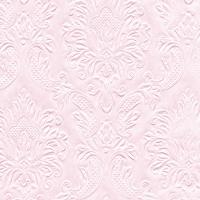 Servietten 25x25 cm - soft pink