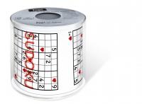 bedrucktes Toilettenpapier - Topi Sudoku