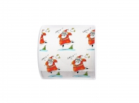 bedrucktes Toilettenpapier - Topi  Smile !!!