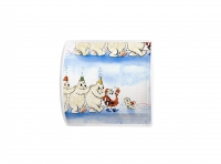 bedrucktes Toilettenpapier - Topi Santa´s polonaise