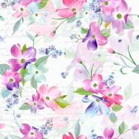 Servietten 33x33 cm - Sweet Pinks