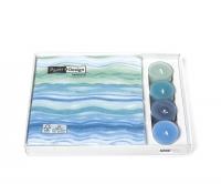 Combibox  - Blue waves