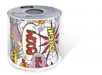 bedrucktes Toilettenpapier - Topi Ouch