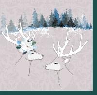 Tischläufer Moments - Deer Love