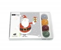 Combibox  - Santa with Oskar