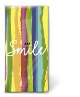 Taschentücher - Smile