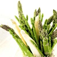 Servietten 33x33 cm - Asparagus