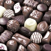 Servietten 33x33 cm - Chocolates
