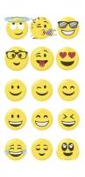 Taschentücher - Smileys