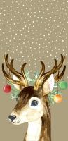 Taschentücher - Deer Baubles