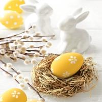 Servietten 33x33 cm - Easter morning