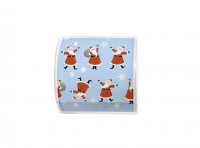 bedrucktes Toilettenpapier - Topi Dancing Santas