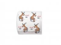 bedrucktes Toilettenpapier - Topi Elk uh oh!