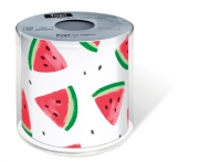 bedrucktes Toilettenpapier - Topi Melon pieces