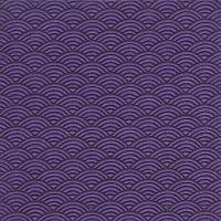 Servietten 33x33 cm - Moments Konami purple