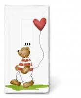 Taschentücher - messenger of love