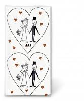 Taschentücher - TT Heirat