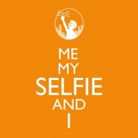 Servietten 25x25 cm - Ich, mein Selfie & ich