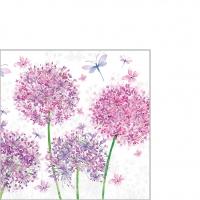 Servietten 25x25 cm - Aquarell Dandelion