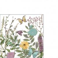 Servietten 25x25 cm - Kensington Garden