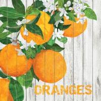 Cocktail Servietten Harvest Oranges