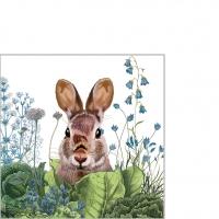 Servietten 25x25 cm - Chou Chou Bunny