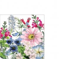 Servietten 25x25 cm - Floriculture