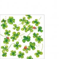 Servietten 25x25 cm - Luck