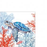 Servietten 25x25 cm - The Turtle