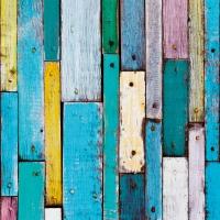 Servietten 33x33 cm - Vintage Wood