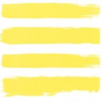 Lunch Servietten Summer Stripes lemon
